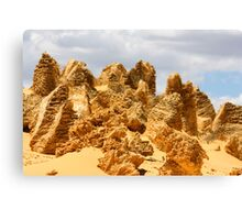 The Pinnacles 11 Canvas Print
