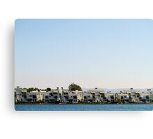 Across Foster City Canvas Print