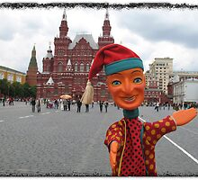 From Russia with love! by Elena Makarova-Levina