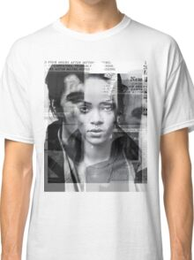 rihanna by nick byer Classic T-Shirt