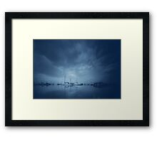 Manly (Brisbane) Framed Print