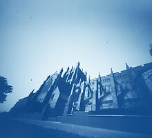 Newcastle Cathedral by Soxy Fleming