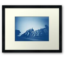 Newcastle Cathedral Framed Print