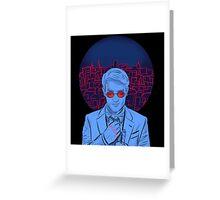 Matt Murdock (Transparent v.1) Greeting Card