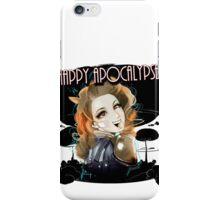 HAPPY APOCALYPSE 1  iPhone Case/Skin