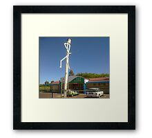 Golf, by Orbea Framed Print