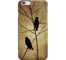 enter the dusk iPhone Case/Skin