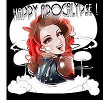 HAPPY APOCALYPSE 2 Photographic Print