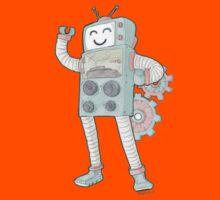 ROBO-MUSIC! Kids Clothes