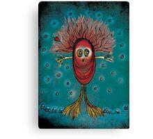 Poppel Tree Spirit Canvas Print