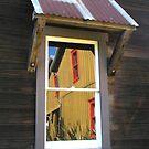 """Window in Reflection"" by waddleudo"
