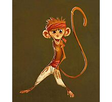 Funky Monkey Photographic Print
