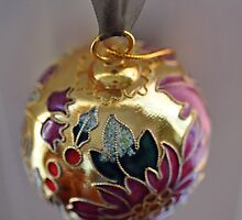 bauble by Karen E Camilleri