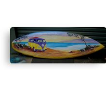surfboard no 14 Canvas Print