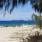 Best Beach on the Gold Coast by aussiebushstick