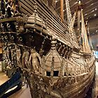 Stern of the Vasa by Mark Prior