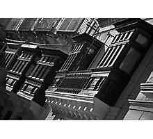 Maltese Balcony  Photographic Print