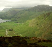 A view from Haystacks by Denise McDonald