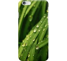 Green waterfall (iPhone case) iPhone Case/Skin