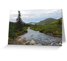 Willow Creek Greeting Card