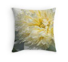 Wedding White Throw Pillow