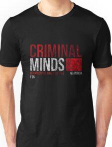 Criminal Minds BAU Unisex T-Shirt