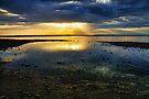 Sundown Story by Carolyn  Fletcher