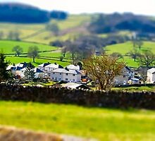 Youlgrave Village by ScottG