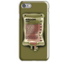 Intravenous Bacon iPhone Case/Skin