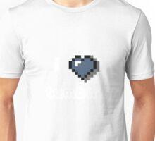 I <3 tumblr. Unisex T-Shirt