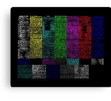 there's a reason it's called programming Canvas Print