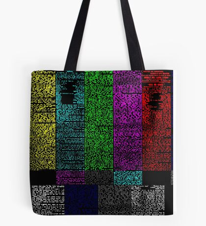 there's a reason it's called programming Tote Bag