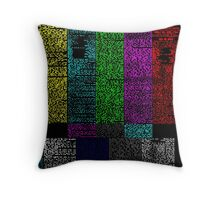 there's a reason it's called programming Throw Pillow