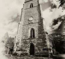 St Mary church,, Bitteswell by MartinMuir