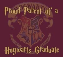 Proud Parent of a Hogwarts Graduate by Eleni KawaiiGamergrl