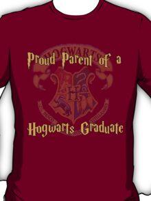 Proud Parent of a Hogwarts Graduate T-Shirt