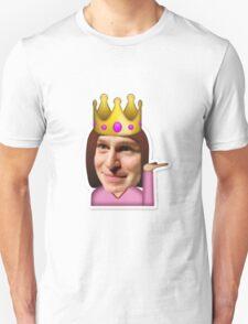 sassy king george emoji T-Shirt