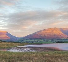 Skiddaw and Blencathra by Rich Gale