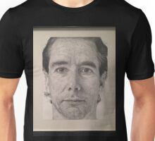 Mike Kelly Portrait Unisex T-Shirt