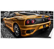 Ferrari Dream II Poster