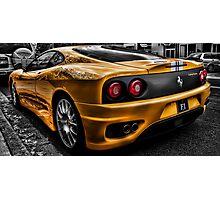 Ferrari Dream II Photographic Print