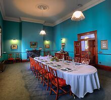 Dining Room • Customs House • Brisbane by William Bullimore