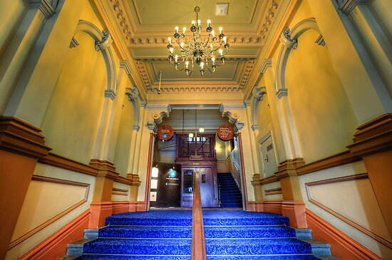 Treasury Heritage Hotel • Brisbane • Queensland by William Bullimore