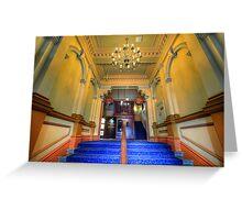 Treasury Heritage Hotel • Brisbane • Queensland Greeting Card