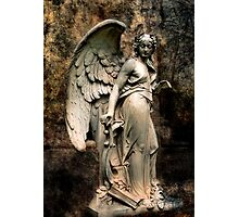 An Angel to watch over you. Photographic Print