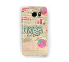 Veronica Mars - The Gags Samsung Galaxy Case/Skin