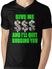 bribe me Mens V-Neck T-Shirt