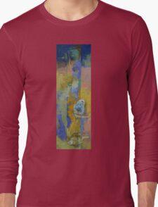 Feng Shui Parakeets Long Sleeve T-Shirt