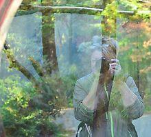 Mirror image! by Jacqueline van Zetten