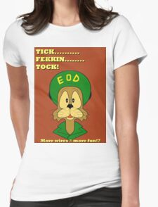EOD felix Womens Fitted T-Shirt